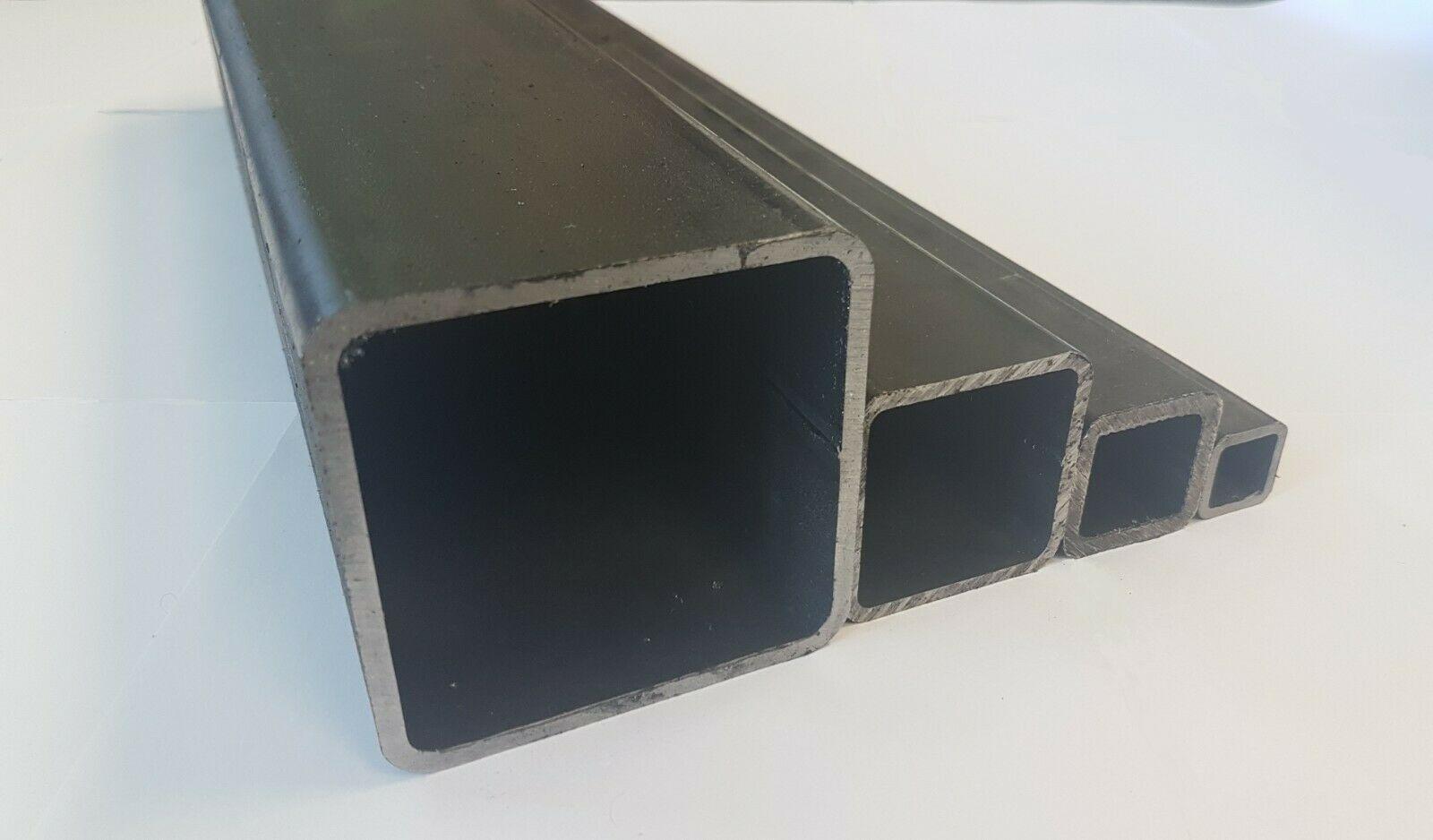 EN 10305-5 L= 500-2000mm 2000mm E235-60x30x3mm Rechteckrohr Stahlrohr Vierkantrohr