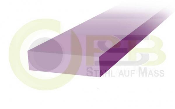 30x10mm Blankstahl Flachstahl Breiten 12-35 mm S235JRC+C EN10027//10028 L= 400 mm